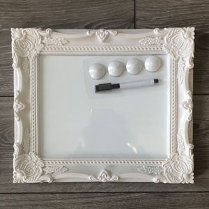 Other - 9.5 inches by 7.5 White Board